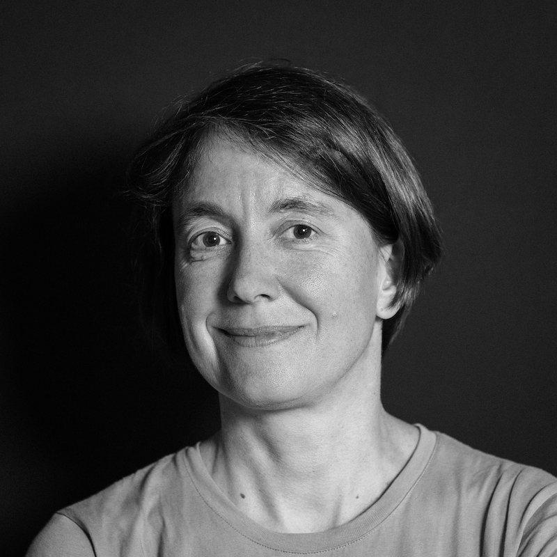 Vortrag Prokrastination: Porträtfoto von Vortragsrednerin Kathrin Passig