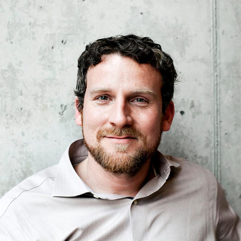 Vortrag Digitalisierung: Porträtfoto von Vortragsredner Christoph Koch