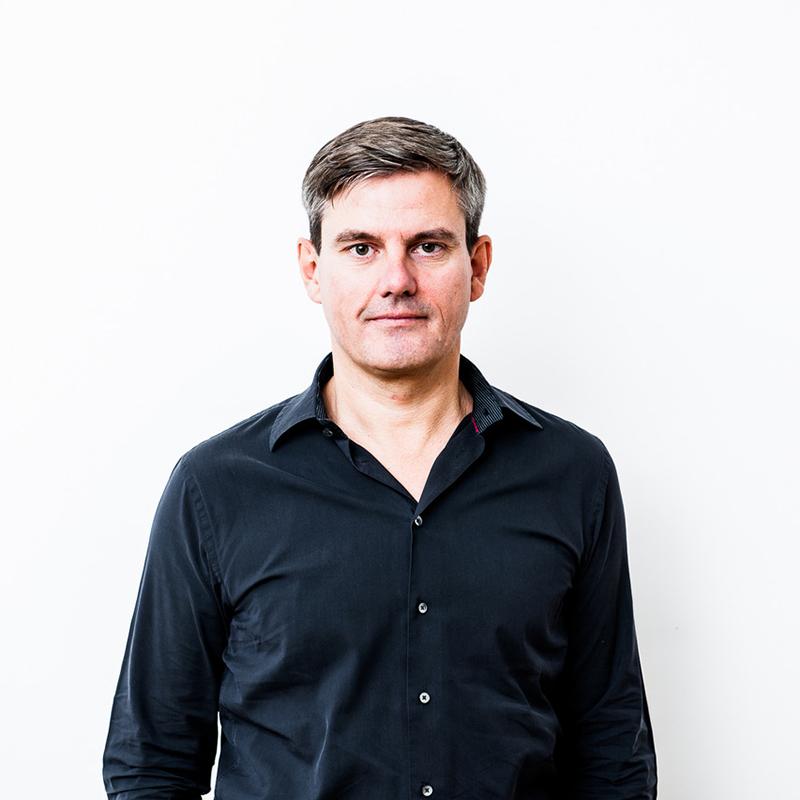 Vortrag Künstliche Intelligenz: Porträtfoto von Vortragsredner Dr. Thomas Ramge