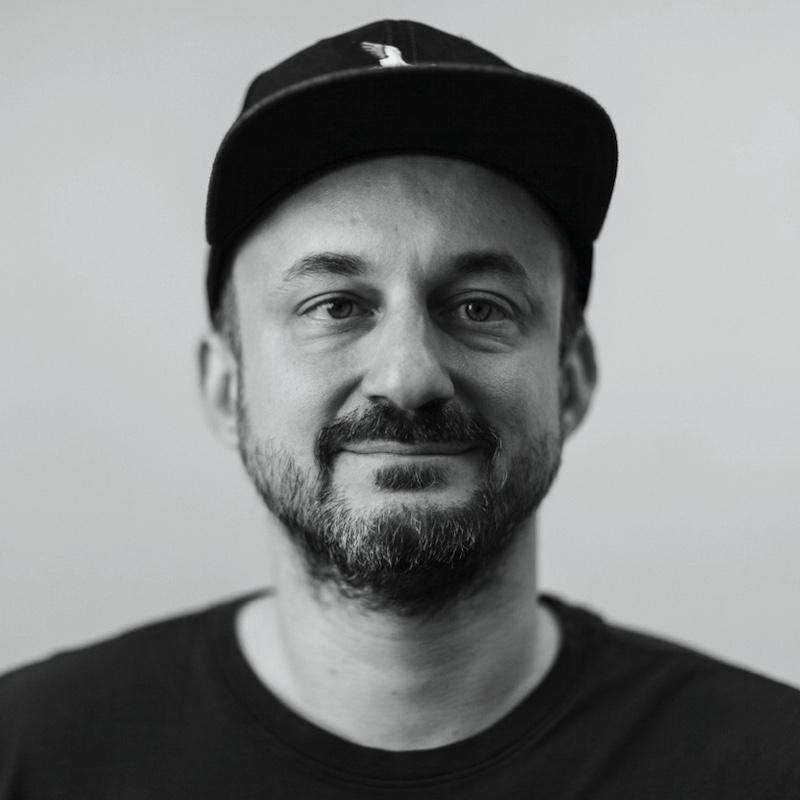 Vortrag Startups: Porträtfoto von Vortragsredner Gabriel Yoran